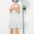 Rebuild of Evangelion Portraits 6 - Rei (hospital)