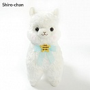 Alpacasso - Shiro-chan Kirarin Star (Big) Альпака
