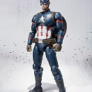 Captain America: Civil War - Captain America - S.H.Figuarts