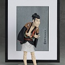 Figma SP-100 - The Table Museum - Sandaime Ootani Oniji no Yakko Edohei
