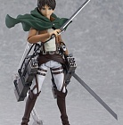 Figma 207 - Attack on Titan Shingeki no Kyojin - Eren Jaeger (exclusive GoodSmile)