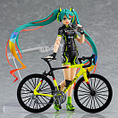 Figma 365 - GOOD SMILE Racing - Hatsune Miku Racing 2016, TeamUKYO Support ver.