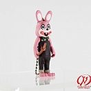 Silent Hill 3 - Keyholder - Robbie The Rabbit Pink Steel Pipe