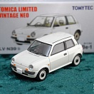 LV-N39b - nissan be-1 (white) (Tomica Limited Vintage Neo Diecast 1/64)