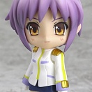 Nendoroid Petit The Melancholy of Haruhi Suzumiya #3 - Nagato (space)