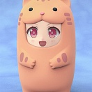 Nendoroid More: Face Parts Case - Tabby Cat