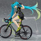 Figma 307 - GOOD SMILE Racing - Hatsune Miku Racing 2015, Team Ukyo Cheer ver.