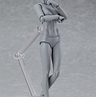 Figma 03 - Archetype Next : She Gray Color ver. re-release