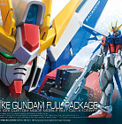 RG (#023) Build Strike Gundam Full Package GAT-X105B/FP