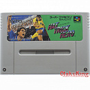 SNES (NTSC-Japan) - Hat Trick Hero