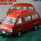 LV-N104b - toyota townace wagon (red) (Tomica Limited Vintage Neo Diecast 1/64)