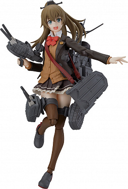 Figma 409 - Kantai Collection Kan Colle - Kumano Kai-II