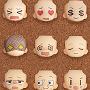 Nendoroid More: Face Swap - Face Set Swap 01 & 02 Selection