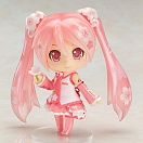 Nendoroid 500 - Vocaloid - Hatsune Miku Sakura ver., Bloomed in Japan (Exclusive)