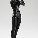 S.H.Figuarts - Body-kun Solid Black Color ver.