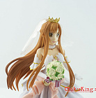 EXQ Figure - Sword Art Online Code Register - Asuna - Wedding (Banpresto)
