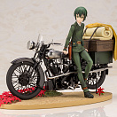 ARTFX J - Kino no Tabi - The Beautiful World The Animated Series - Hermes - Kino