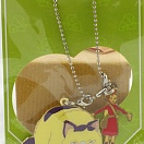 Arrietty and Nya (keychain)