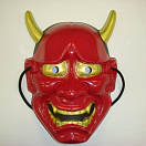 Japan Mask - Hannya Red