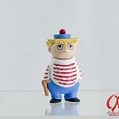 Moomin Figure Mascot 2 - Too-Ticky Туу-тикки