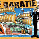 One Piece Grand Ship Collection #10 - Baratie
