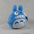 Tonari no Totoro - Totoro smile small (blue) (мягкая игрушка)