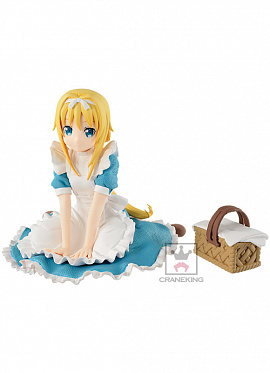 EXQ Figure - Sword Art Online: Alicization - Alice Schuberg (Banpresto)