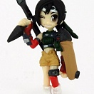 Final Fantasy Trading Arts Mini vol.4 - Yuffie Kisaragi