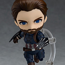 Nendoroid 923 - Avengers: Infinity War - Captain America Infinity Edition