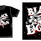 Black Lagoon Black Lagoon T-shirt Black Size L