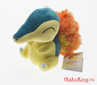 Pokemon Pocket Monsters All Star Collection (S) PP41 - Hinoarashi (Cyndaquil)