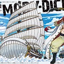 One Piece Grand Ship Collection #05 - Moby Dick