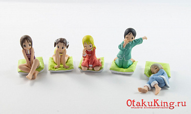 Ichigo Mashimaro Sleep Over Set Tadaima! Version