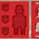 Attack on Titan - Silicone Ice Tray-  Colossal Titan