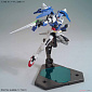 HG Build Divers #000 Gundam - GN-0000DVR Gundam 00 Diver