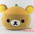 Brown Rilakkuma Bear head
