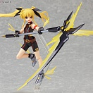 Figma 163 - Mahou Shoujo Lyrical Nanoha The Movie 2nd A's - Fate Testarossa Sonic Form ver.