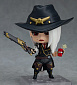 Nendoroid 1167 - Overwatch - Ashe - B.O.B. - Classic Skin Edition