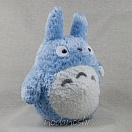 Tonari no Totoro - Medium Totoro Curly Blue Plush Figure