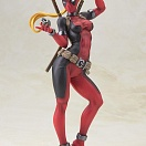Deadpool - Lady Deadpool - Bishoujo Statue