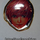 Death Note - transp. pin - Light