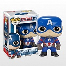 Captain America: Civil War - Captain America Funko POP