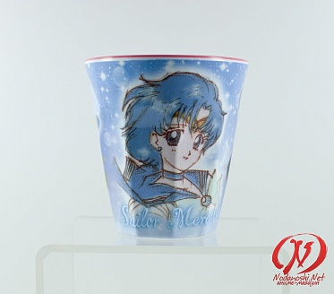 Bishoujo Senshi Sailor Moon - Sailor Mercury - Melamine Cup