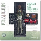 Fraulein Revoltech #020 Makinami Mari Illustrious Old Type Plug Suit