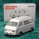 LV-N96a - toyota town ace van high roof 1300dx (white) (Tomica Limited Vintage Neo Diecast 1/64)