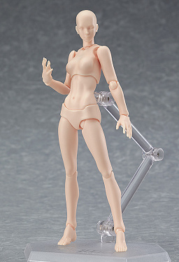 Figma 02 - Archetype Next : She Flesh Color ver. re-release