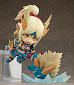 Nendoroid 1407-DX - Monster Hunter World: Iceborne - Hunter Female Zinogre Alpha Armor Ver., DX