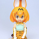 Kemono Friends - Serval - HappyKuji