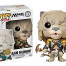 Funko Pop! Games: Magic The Gathering - Ajani Goldmane