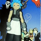Soul Eater keychain - 4